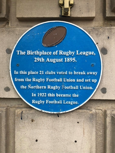 125 years of Rugby League